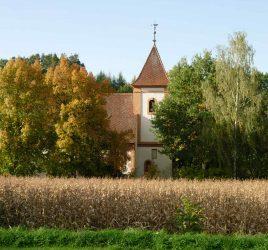 Gottesruhkapelle Windsbach